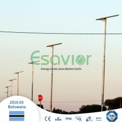 5 años gran cantidad de lúmenes en una sola calle solares L; Ight Luz de carretera de luces de carretera