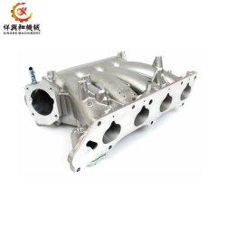 Las piezas del motor automático de hierro y aluminio/colector de escape de acero inoxidable
