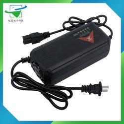 Оптовые цены 54.6V 5A 6A 48V Li-ion аккумулятора зарядное устройство для аккумуляторной батареи электрический скутер E-велосипед - зарядное устройство для мотоциклов