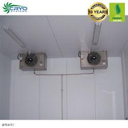 Prix de l'évaporateur industrielle de l'industrie de l'unité de refroidissement de l'évaporateur