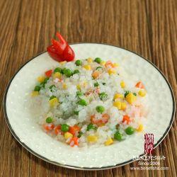Mojar el arroz instantáneo frescos los alimentos de Konjac arroz Konjac.