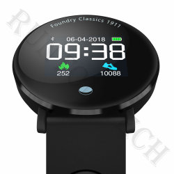 Y6 plus de Slimme Drijver van de Fitness van de Manchet van de Analyse van de Motie van de Armband van de Sporten van het Horloge