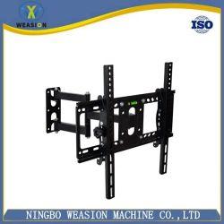 Fernsehapparat-Support 360 Grad drehen entfernbarer Vesa umschaltbarer Tisch Fernsehapparat-Unterstützungs-LCD-Fernsehapparat-Wand-Montierungs-Halter Onn Bewegt-Fernsehapparat-Support