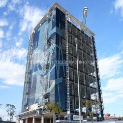 고층 조립식 집 강철 구조물 프레임 호텔 Prefabricated 건물