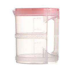 Große Kapazitäts-Wasser-Plastikkessel mit Griff