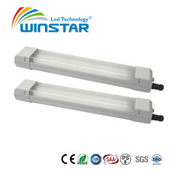 明確なカバー18W 36W 50W革新的な三証拠ライト