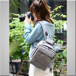 肩ひもが付いている男女兼用の方法カメラ袋はNikon、キャノン、Drsl、デジタルカメラ袋およびUav袋、カメラのバックパックのための吊り鎖袋及びショルダー・バッグとして、取ることができる