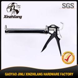 Seringa plástica esqueleto selante da força de pistola de silicone para pistola de calafetação Guangdong Ferramenta de Hardware
