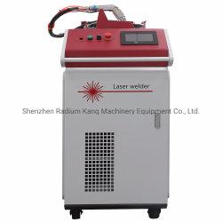 Vista com desconto de mão de soldadura a laser para venda Metal Soldador a Laser Soldadura a laser manual do equipamento de soldagem a laser portátil de soldadura a laser