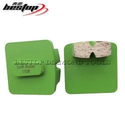Блокировка Redi бетонный пол алмазные шлифовальные головки блока цилиндров
