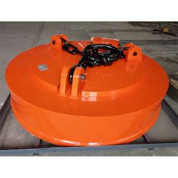 Elettromagnete di sollevamento della gru circolare industriale per gli scarti d'acciaio di sollevamento