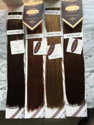 Grade 12une longue durée Remy Hair Extensions Trame humaine