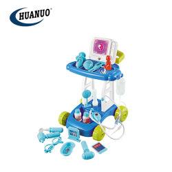De nouveaux jouets pour enfants de promotion de médecin Go-Cart médical avec l'eau et de la fonction