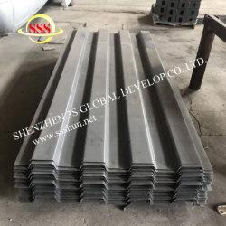 El primer acero corten el 1 de 6 mm 2 0mm de la placa de contenedor de acero al carbono, piezas marinas
