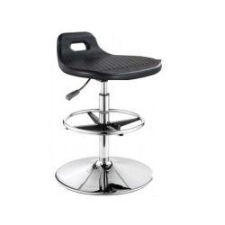 金属のガス棒が付いている調節可能なESDの実験室の椅子