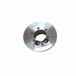 ANSI, DIN, FR1902, JIS, BS/acier au carbone forgé de brides filetées en acier inoxydable