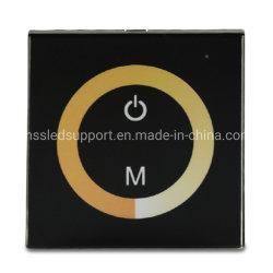Standard de 3 Canal Panneau mural LED RVB de contrôleur tactile AMPLIFICATEUR RVB