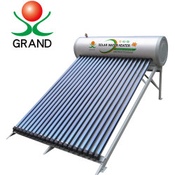 Neue Energie unter Druck gesetzter Sonnensystem-Vertrags-Typ Solarwasser-Heizsystem