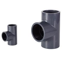 Стандарт DIN PN16 PVC равных тройник Dn200