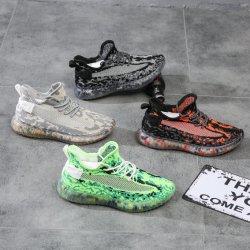 Semelle transparent Nouveau mode de causalité Flyknit CHAUSSURES Chaussures
