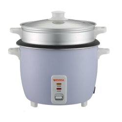 Glass LidおよびSteamerの省エネ400W 1L Cute Color Rice Cooker