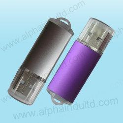 De klassieke Plastic Aandrijving van de Flits USB (alp-021U)