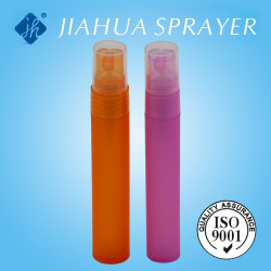 10 [مل] بلاستيكيّة رائحة زجاجة مرشّ