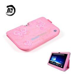 カスタマイズされた Kids 3D カートゥーンホイールは、衝撃に強いハンドヘルドソフト EVA iPad です iPad Mini1/Mini2/Mini 3/Mini4 用のタブレットケーススタンド
