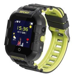 KT03 GPS oudere horloges hartslag bloeddrukbewaking Smart Tracker Monitor voor oude personen
