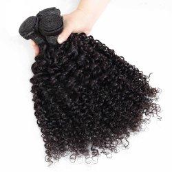 Kinky les cheveux bouclés perruque lots en vrac Les Extensions de cheveux