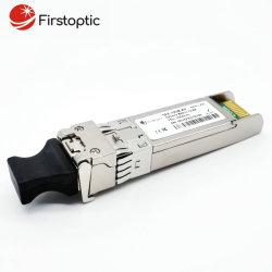 A Extreme Networks 10GB-ZR100-SFPP compatível 10GBASE-ZR SFP+ 1550nm 100km DOM LC SMF módulo transceptor