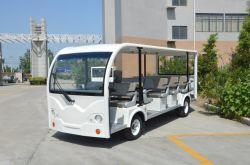 4 roues électrique à basse vitesse Bus touristiques