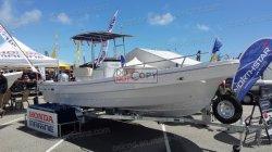Люди спорта Лодки, катера из стекловолокна 2014 новых рыболовных судна Fishingboat Panga Panga 22 лодки