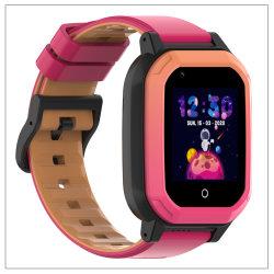 Цветной экран Wonlex локатор GPS телефона Детский Sos SIM-смотреть телефон с ОС Android и IOS APP