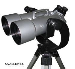binocolo gigante 20X40X100 con la parentesi ed il treppiedi di U