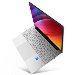 15,6 polegadas com processador Intel Celeron J4115 1920*1080 8 LCD GB+512 GB Quad Core Laptop com 100 Chocolate de teclas do teclado Anaglyph