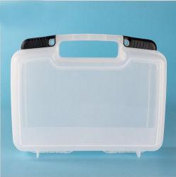 PP는 전문화한 플라스틱 공구 상자 저장 상자를 방수 처리한다