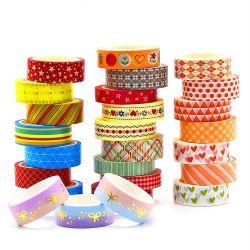 Custom печать клейкой ленты Washi заводской сборки