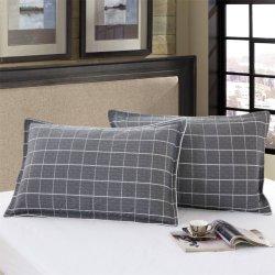 Пара из чистого хлопка Pillowcases Загустеет одним сплошным цветом Pillowcases Cartoon/48x74см