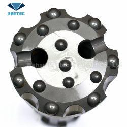 Купольные PDC сферические кнопки Кнопка сверла для погружных пневмоударников сверло в различных жесткость рок формирование