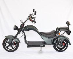 Comercio al por mayor China 2020 Mejor Nuevo Diseño fresco motocicleta CEE neumático Fat 2000W el cubo del picador de motor eléctrico de Adultos de la movilidad en bicicleta e Niu Citycoco moto Scooter