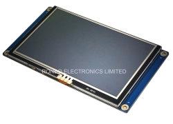 費用有効5.0インチ800X480 RGBインターフェイス抵抗接触LCDドライバーボード