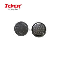 Lir2025 3.6V 20mAh Lithium-nachladbare Tasten-Zelle