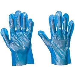 Guantes de seguridad palitos de helado de madera de contenedores de alimentos de buena calidad guantes desechables de PE guantes desechables guantes desechables Guantes Hogar