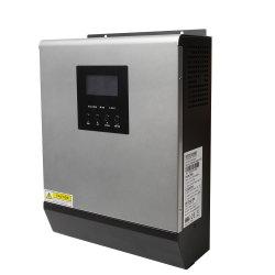 MPPT 1000VA 800W 230VAC 24VCC hors réseau à haute fréquence inverseur de phase unique DC 30V-66V à l'AC 230V pour Panneau Solaire système