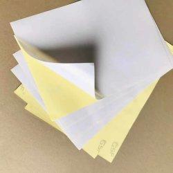 Selbstklebende Aufkleber Papier mit Wasserbasis Kleber für Etikett