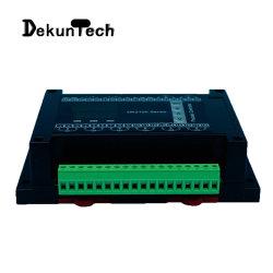 독립적인 8 채널 통신로 아날로그 신호 입력된 정보 수집 모듈