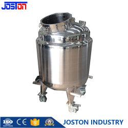 500L-100000L 可動式化学薬品保管タンク、カバー開