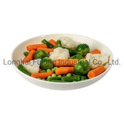 Commerce de gros de mélanges de légumes surgelés IQF mélanger les aliments congelés Légumes Aliments congelés