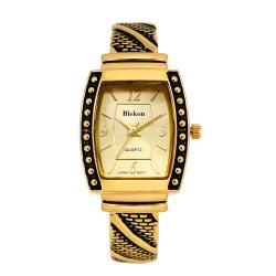 Moda Feminina Quartzo Analógico Bracelete Manguito Bangle Watch (JY-AL164)